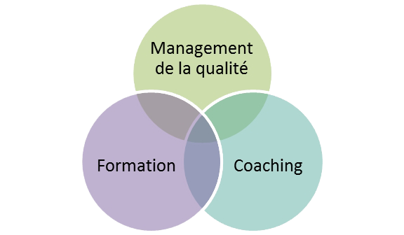 management de la qualité, formation, coaching